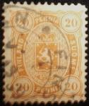 Stamps Europe - Finland -  Escudo de Armas Finlandia