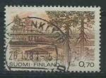 Sellos del Mundo : Europa : Finlandia : S627 - Pantano Kauhaneva
