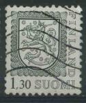 Sellos del Mundo : Europa : Finlandia : S631 - Escudo de armas