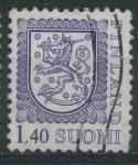 Sellos del Mundo : Europa : Finlandia : S632 - Escudo de armas