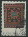 Stamps : Europe : Finland :  S638 - Alfombra nupcial, Teisko 1815