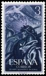 Stamps Spain -  ESPAÑA SEGUNDO CENTENARIO NUEV Nº 1190 ** 3P AZUL OSCURO ALZAMIENTO NACIONAL