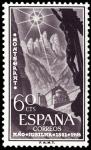 Sellos de Europa - España -  ESPAÑA SEGUNDO CENTENARIO Nº 1193 ** 60C VIOLETA NEGRUZCO MONSERRAT