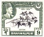 Sellos de Asia - Pakistán -  BAHAWALPUR- Silver Jubilee 1924-1949