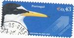 Sellos de Europa - Portugal -  Ave- andorinba do mar