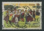 Sellos del Mundo : Europa : Finlandia : S656 - Danza pleno verano