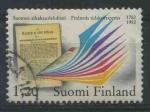 Sellos del Mundo : Europa : Finlandia : S662 - Revistas Bicentenario