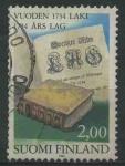 Sellos del Mundo : Europa : Finlandia : S699 - Derechos Comunes 1734
