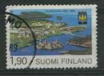 Sellos del Mundo : Europa : Finlandia : S800 - Savonlinna 350 Aniversario