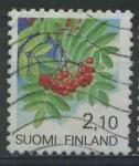Sellos del Mundo : Europa : Finlandia : S830 - Serbal