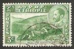 Sellos de Africa - Etiopía -  Mécan