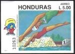 Sellos del Mundo : America : Honduras :  XI Juegos Deportivos Panamericanos