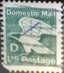Stamps : America : United_States :  22 centavos 1985