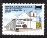 Stamps Honduras -  Homenaje a La Memoria del sabio José Cecilio del Valle