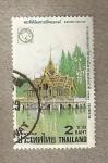 Sellos de Asia - Tailandia -  Pabellón Aisvarya