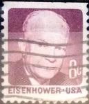 Sellos de America - Estados Unidos -  Intercambio 0,20 usd 8 centavos 1971