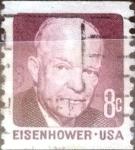 Sellos del Mundo : America : Estados_Unidos : Intercambio 0,20 usd 8 centavos 1970