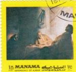 Sellos de Asia - Bahrein -  Pinturas religiosas