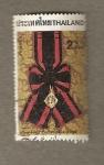Stamps Asia - Thailand -  Gallardete