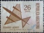 Sellos del Mundo : America : Argentina : 26 pesos 1971