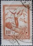 Sellos del Mundo : America : Argentina : Intercambio 0,20 usd 1 peso 1970