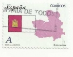 Stamps Spain -  AUTONOMIAS. COMUNIDAD DE CASTILLA - LA MANCHA. EDIFIL 4528