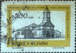 Sellos del Mundo : America : Argentina : Intercambio 0,20 usd 300 pesos 1977