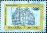 Sellos del Mundo : America : Argentina : Intercambio 0,40 usd 1000 pesos 1977