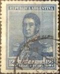 Sellos del Mundo : America : Argentina : 12 centavos 1916