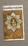 Stamps Asia - Thailand -  Condecoración