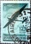 Sellos del Mundo : America : Argentina : Intercambio daxc 0,20 usd 1,25 pesos 1940