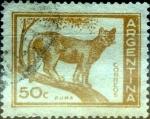 Sellos del Mundo : America : Argentina : Intercambio 0,20 usd 50 centavos 1959