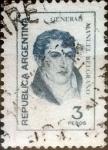 Sellos del Mundo : America : Argentina : Intercambio 0,20 usd 3 pesos 1976