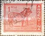 Sellos del Mundo : America : Argentina : 1 peso 1959