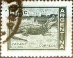 Sellos de America - Argentina -  Intercambio 0,20 usd 10 centavos 1959