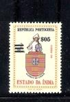 Sellos de Asia - India -  Estado de India: Don Vasco de Gama