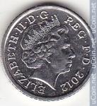 monedas del Mundo : Europa : Reino_Unido :  5 Pence
