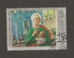 Sellos de Europa - Rusia -  Madre con niño