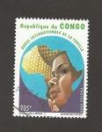 Sellos de Africa - República del Congo -  Año internacional de la familia