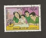 Stamps Vietnam -  Día mundial de la alimentación