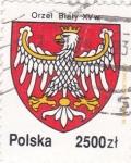 Sellos del Mundo : Europa : Polonia : Escudo