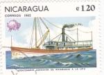Stamps Nicaragua -  Centenario adhesión de Nicaragua a la UPU