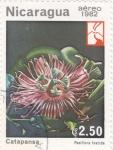 Sellos de America - Nicaragua -  Catapansa - Flora