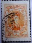 Sellos de America - Argentina -  General de San Martín