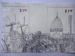 Stamps Argentina -  Bicentenario de la Revolución de Mayo