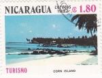 Sellos de America - Nicaragua -  Corn Island - Turismo