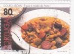 Sellos de Europa - Portugal -  Gastronomía portuguesa