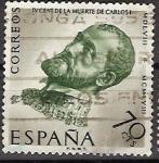 Sellos de Europa - España -  ESPAÑA SEGUNDO CENTENARIO USD Nº 1226 (0) 70C VERDE