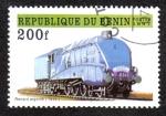 Sellos del Mundo : Africa : Benin : Renard Argent, 1935