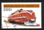 Sellos de Africa - Benin -  Diesel, 1960